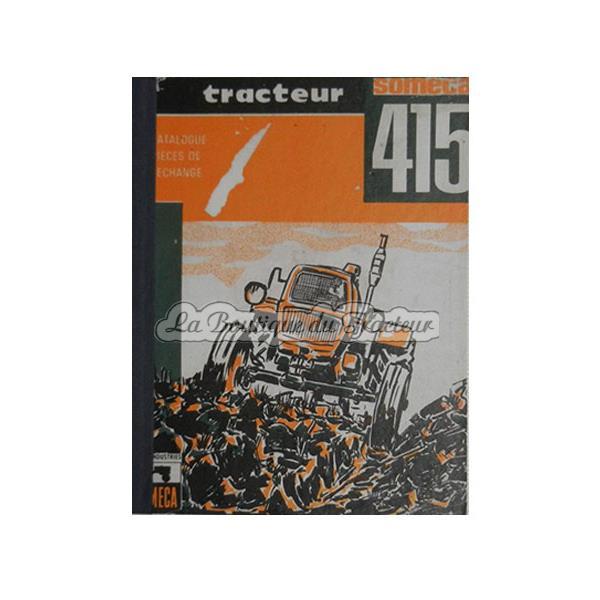 catalogue de pi ces som415 la boutique du tracteur. Black Bedroom Furniture Sets. Home Design Ideas