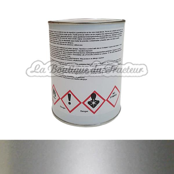 peinture glyc ro gris m tallis massey ferguson pot de 830 ml 1kg. Black Bedroom Furniture Sets. Home Design Ideas