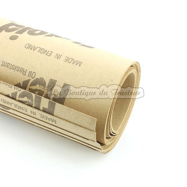papier joint paisseur 0 70 mm feuille de 500 x 500 mm. Black Bedroom Furniture Sets. Home Design Ideas