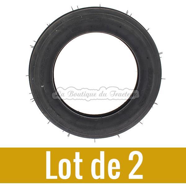 pneus avant pour tracteur 4 plis la paire. Black Bedroom Furniture Sets. Home Design Ideas