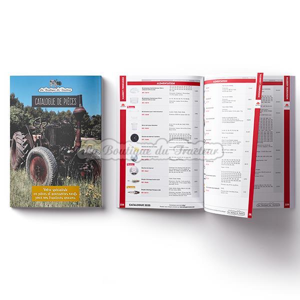 Catalogue Pièces Tracteurs 2020 De La Boutique Du Tracteur